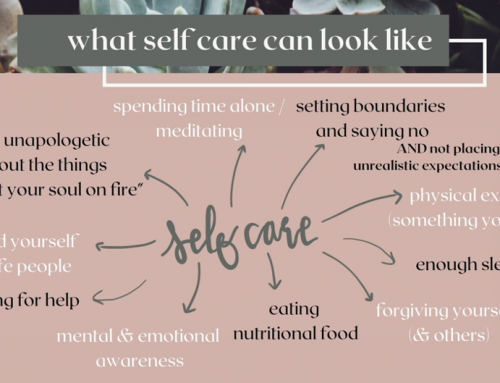 A Rhythm of Rest Called Self-Care
