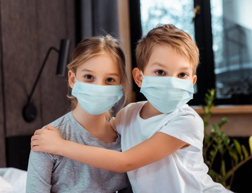 Children facing death during the COVID pandemic