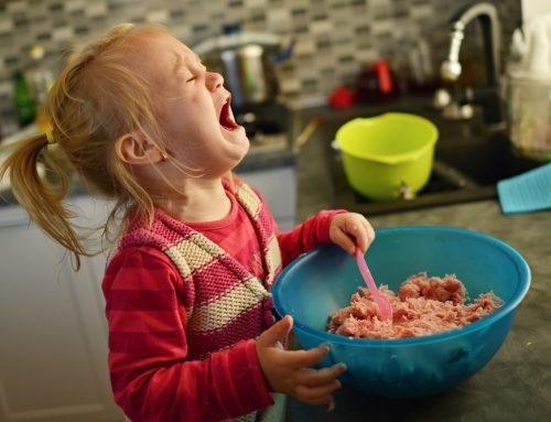 Taming the toddler tantrum in PUBLIC!